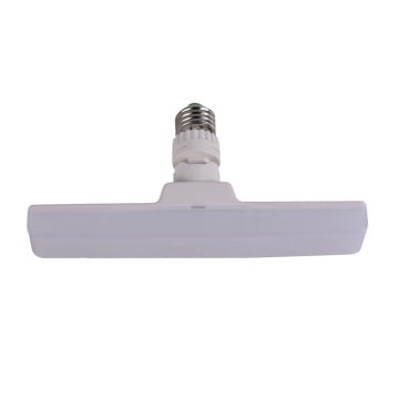 LED T-shaped bulbs are used for school indoor lighting