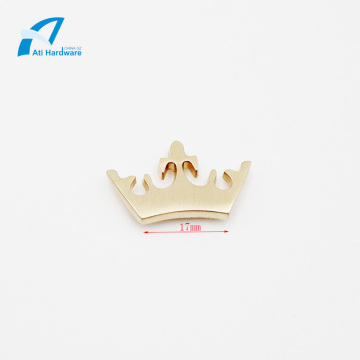 Dejlig Mini Style Crown Shape Dekorativ Hardaware