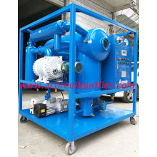 Mobile Trailer Transformer Oil Purifier Machine