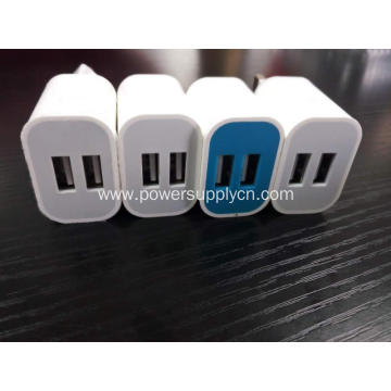 Phone Charger With US EU AU UK CA Plugs