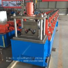 Adjustable 3 Waves Highway Guardrail Roll Forming Machine