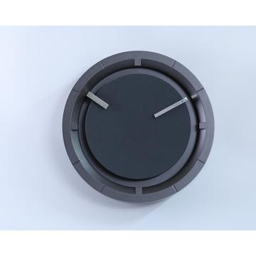 New Designed Round Digital Wall Clock