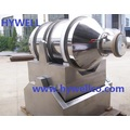 Two Dimensional Food Granulates Mixing Machine