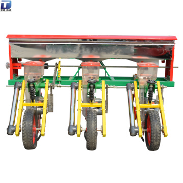 Mechanical precision maize/corn planter