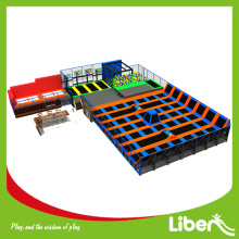 Commercial indoor trampolinle fitness for kids