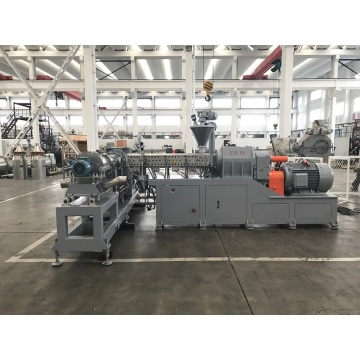 Concentrates Masterbatch Compounding Extruder And Pelletizing Line