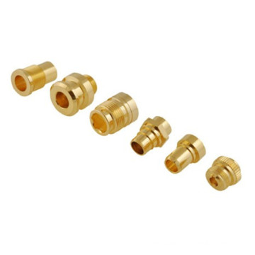 Brass Turning Machining Water Pipe Fittings