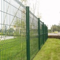bending welded wire iron mesh fence