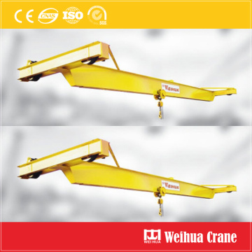 Manual Monorail Suspension Crane