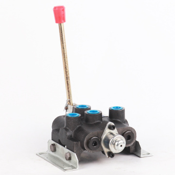High quality Hydraulic Fluid Control Joystick Valve