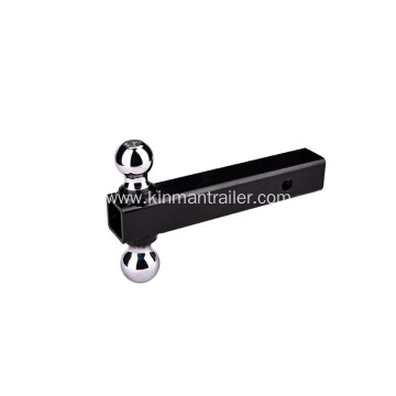 dual ball mount hitch