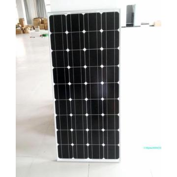 150W solar mono panel for solar power system