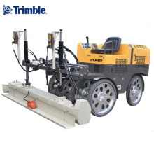New Hydraulic Somer0 Type Ride-on Vibrating Laser Screed For Sale FJZP-200