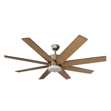 Eight Blades Ceiling Fan for home