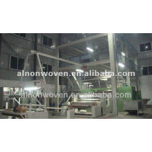 AL-Single Beam PP spunbonded nonwoven Machine