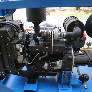28KW/38HP Diesel Engine Pump ultra high pressure washer