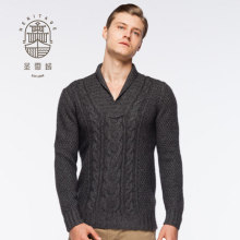 70% Cotton 30% Cashmere Sweater