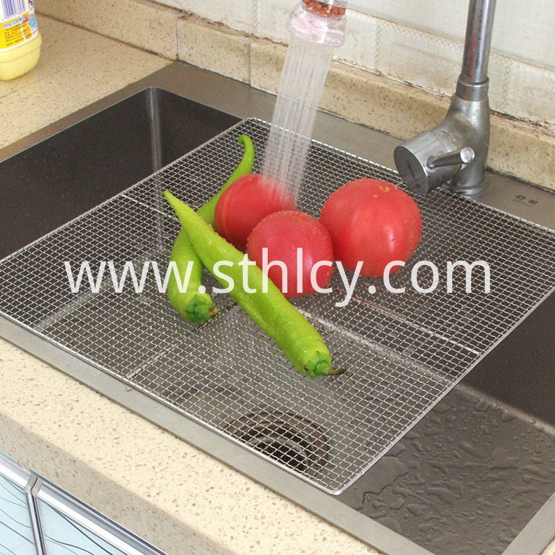 stainless steel vegetable net