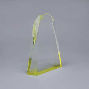 Custom Transparent Unique Crystal Awards