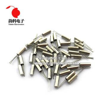 50pcs 3*8 24MHz 20ppm 15pF 3*8mm Crystal Cylinder quartz resonator