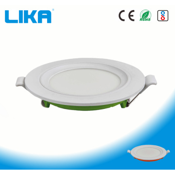 7W PC Round Concealed Mounted Led Panel Light