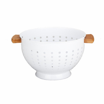 Household Iron Colander for Vegetables