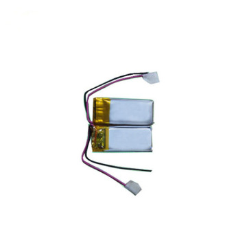 501027 80mAh small lithium polymer battery for headset