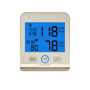 Bp Monitor Digital Display Medical Blood Pressure Monitor