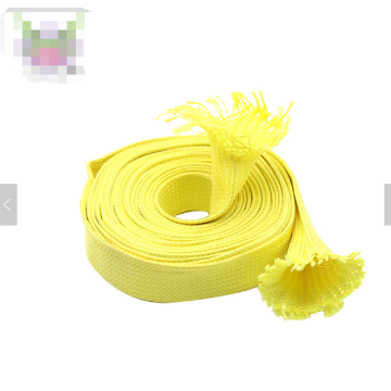 Flame Retardant Kevlar Nomex Braided Sleeve