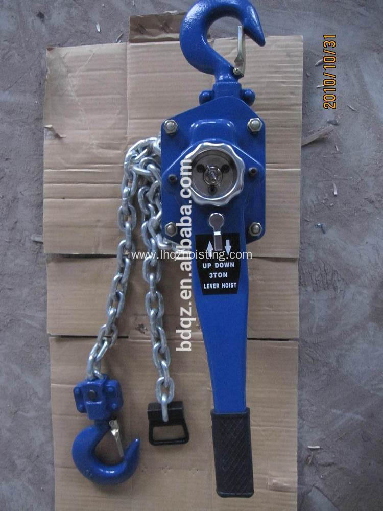 Wholesale  1.5 ton lever block hoist