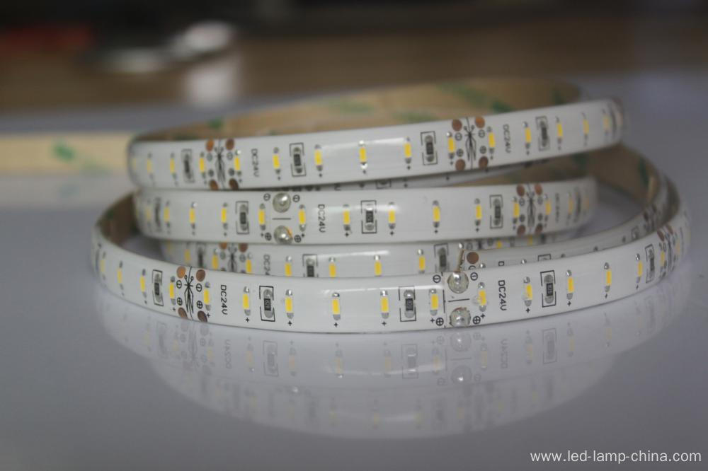 SMD3014 Led Strip Light With 2800k Warm White Color