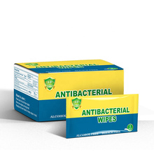 supply biodegradable individual wrapped disinfectant wipes