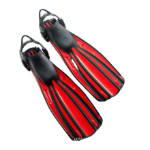 Water Sports Fins Open Heel Adjustable Strap