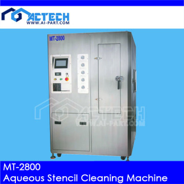 Aqueous Stencil Cleaning Machine