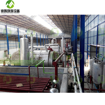 Varities Waste Plastic to Fuel Pyrolysis Plant Cost Estimate