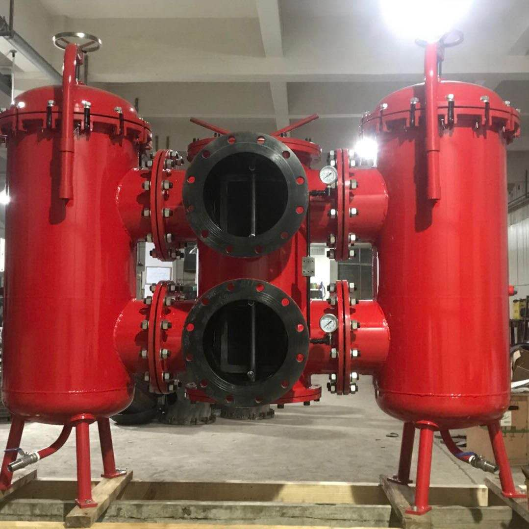 SZU-A series Duplex oil return line filters
