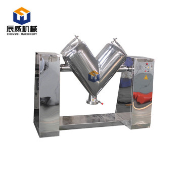 Sugar Fine Chemical Powder V Shape Mixer