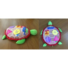 Plush Turtle for Baby