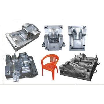 Plastic Indoor and Outdoor chair injection moulds