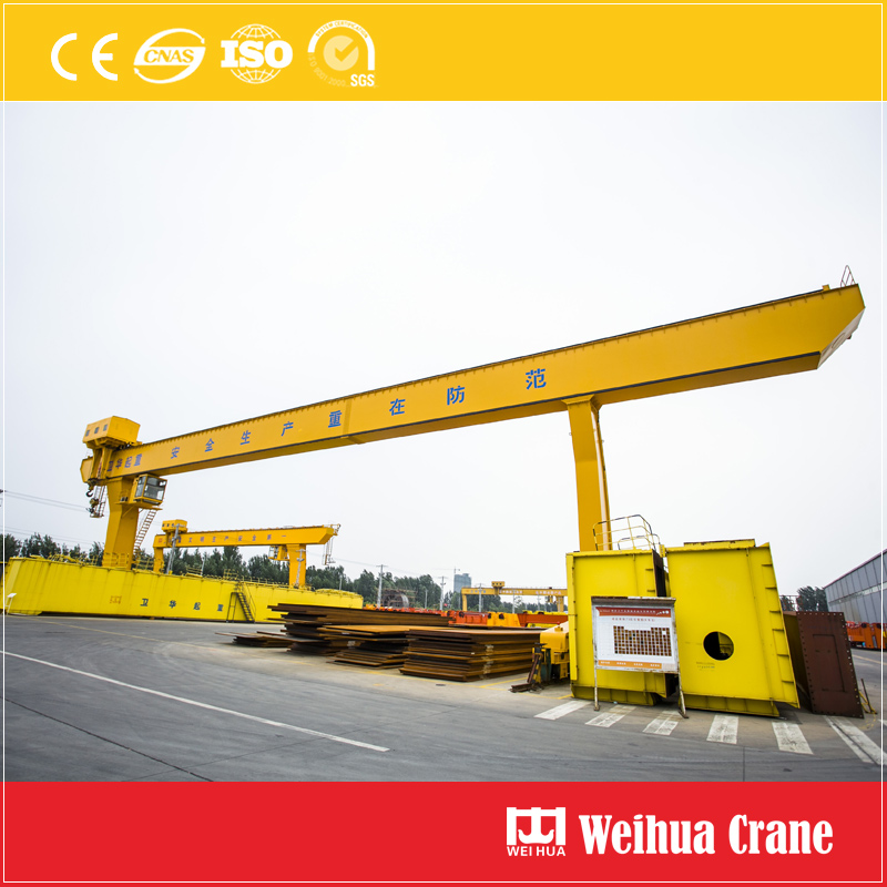 L Type Gantry Crane 4