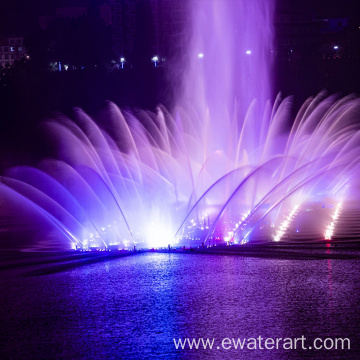 Digital Swing Nozzle For Dancing Fountain