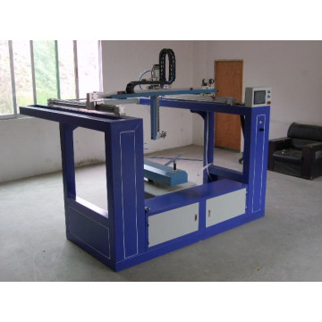 Good Product with Five Axis Painting Machine