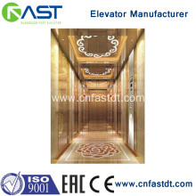 Luxury hot selling commercial passenger elevator lift