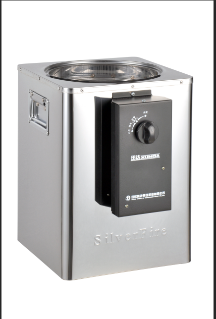 Super Dragon-wood Pellet Biomass Clean Cookstove with Fan