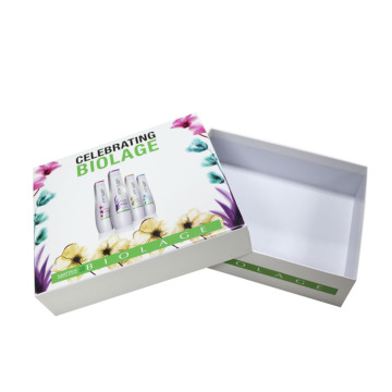 Color Printing Design Rigid Box With Lid