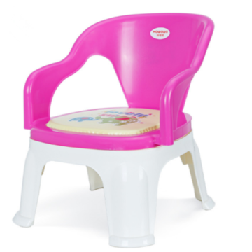 Plastic safety chair for children