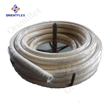 4inch food rubber fruit transfer suction hose 20mm