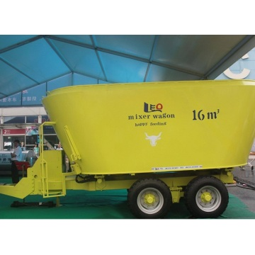 TMR feeding mixer machine