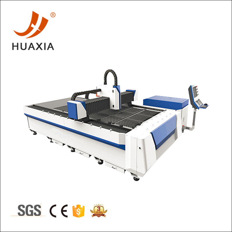 CNC Fiber optic laser cutting machine