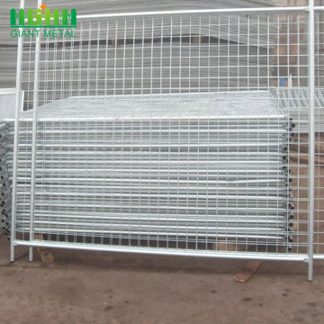 Superior Quality Galvanized Welded Temporary Fence Panels